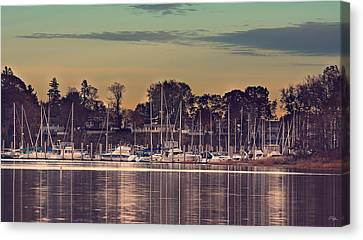 At Rest Canvas Print by Lourry Legarde