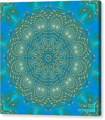 Atlantis Canvas Print by Hanza Turgul