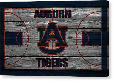 Auburn Tigers Canvas Print by Joe Hamilton