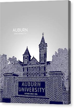 Auburn University Canvas Print by Myke Huynh