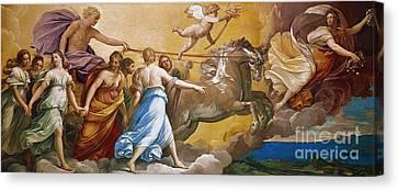 Aurora Canvas Print by Guido Reni