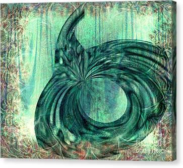 Autumn Dream Canvas Print by Elizabeth S Zulauf