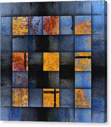 Autumn Reflections Canvas Print by Carol Leigh