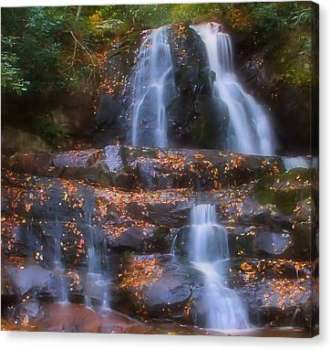 Autumn's Dream In Tennessee Canvas Print by Dan Sproul