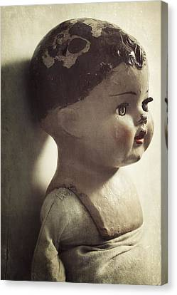 Ava Canvas Print by Amy Weiss