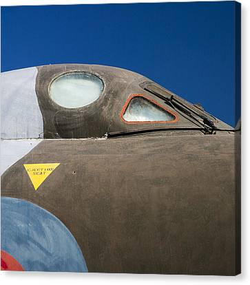 Avro Vulcan B.mk 2 Bomber Canvas Print by Carol Leigh