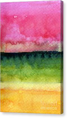 Awakened Canvas Print by Linda Woods