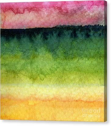 Awakened Too Canvas Print by Linda Woods
