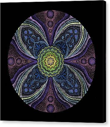 Awakening Canvas Print by Keiko Katsuta