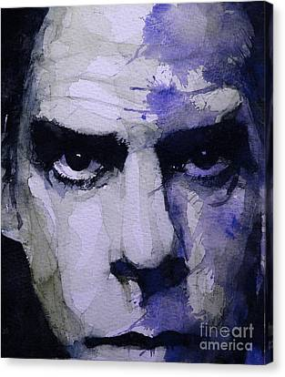 Bad Seed Canvas Print by Paul Lovering