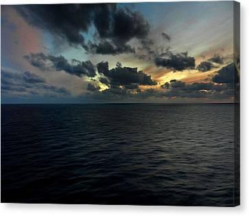 Bahamas 042 Canvas Print by Lance Vaughn