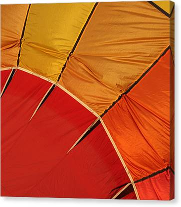 Balloon Fest Canvas Print by Art Block Collections