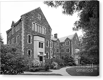 Bard College Warden's Hall Canvas Print by University Icons