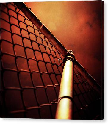 Baseball Field 11 Canvas Print by YoPedro