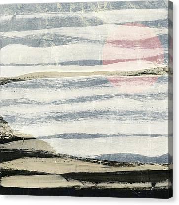 Bayshore Sunset Canvas Print by Carol Leigh