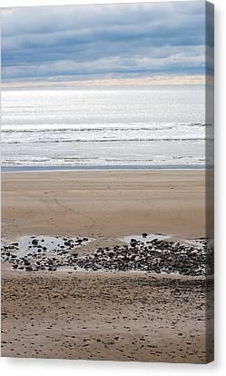 Beach Colors Canvas Print by Kai Bergmann