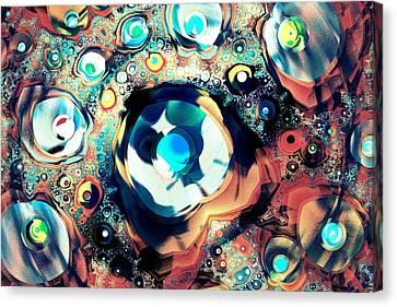 Beads Canvas Print by Anastasiya Malakhova