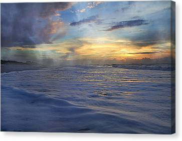 Beautiful Moments Canvas Print by Betsy C Knapp