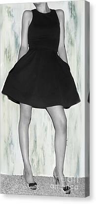 Beauty Defind Canvas Print by Samantha Radermacher