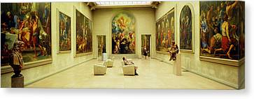 Beaux Arts Museum Lyon France Canvas Print by Panoramic Images