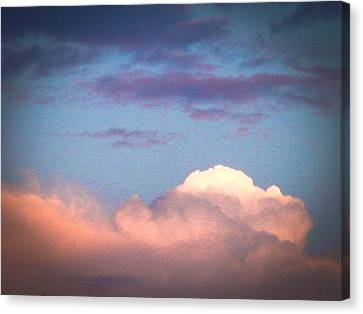 Before The Storm Canvas Print by Robert J Andler