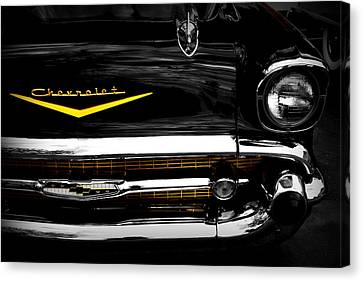 Bel Air Frontal Canvas Print by Tim Wintjen