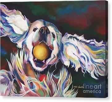 Bella Canvas Print by Adele Castillo