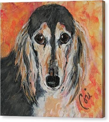Bella Canvas Print by Cori Solomon