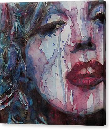 Beneath Your Beautiful Canvas Print by Paul Lovering
