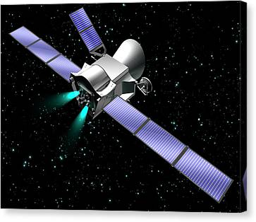 Bepicolombo Mission Canvas Print by European Space Agency