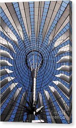 Berlin Wonders Canvas Print by John Rizzuto