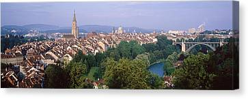 Bern, Switzerland Canvas Print by Panoramic Images