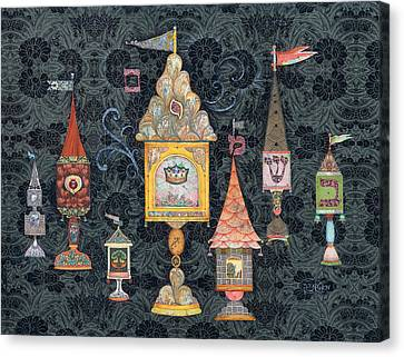 Besamim Canvas Print by Michoel Muchnik