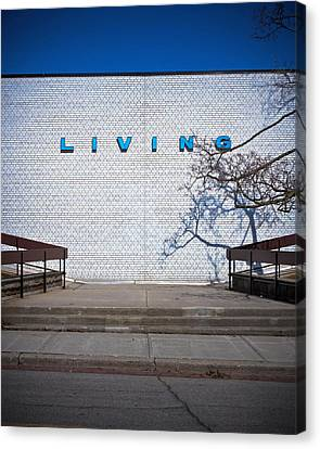 Better Living Centre Exhibition Place Toronto Canada Canvas Print by Brian Carson