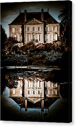 Beyond The Mirror Canvas Print by Loriental Photography