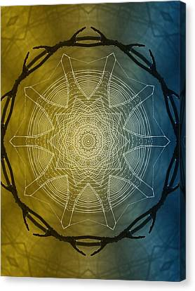 Beyond Time Canvas Print by Tom Druin