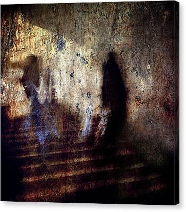 Beyond Two Souls Canvas Print by Stelios Kleanthous