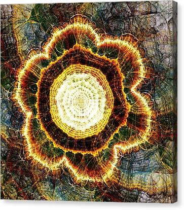 Big Bang Canvas Print by Anastasiya Malakhova