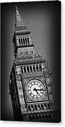 Big Ben 1 Canvas Print by Stephen Stookey