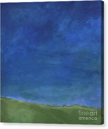 Big Sky Canvas Print by Linda Woods