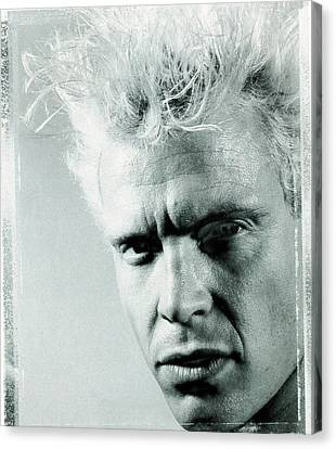 Billy Idol - Charmed Life Inner Sleeve 1990 Canvas Print by Epic Rights