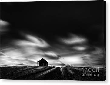 Black House Canvas Print by Dan Jurak