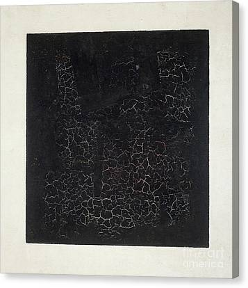 Black Square Canvas Print by Kazimir Malevich