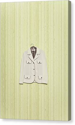 Blazer Canvas Print by Joana Kruse