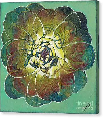 Bloom IIi Canvas Print by Shadia Zayed