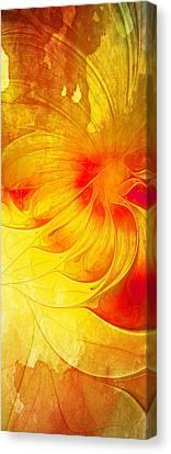 Blooming Spring Canvas Print by Amanda Moore