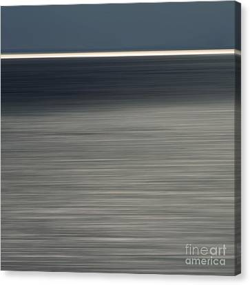 Blurred Sea Canvas Print by Bernard Jaubert