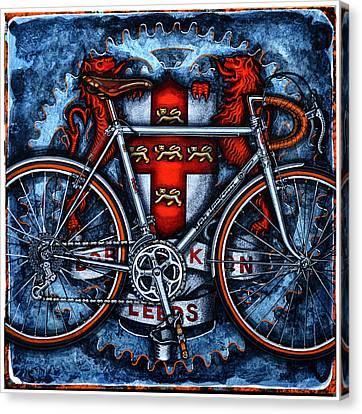 Bob Jackson Canvas Print by Mark Howard Jones