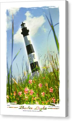 Bodie Light II Canvas Print by Mike McGlothlen