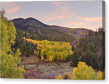 Bonanza Autumn View Canvas Print by James BO  Insogna